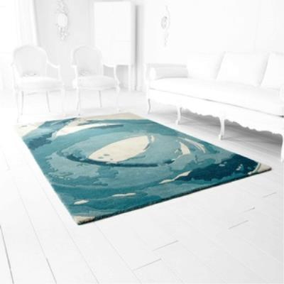Cyan lighting 05779 Tumu - 7.1 Inch Rug