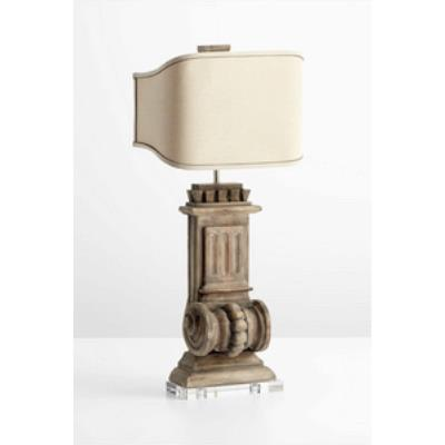 Cyan lighting 05930 Loft - Two Light Table Lamp
