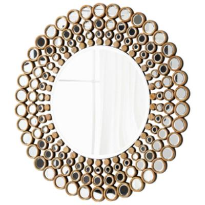 "Cyan lighting 05937 Full Circle - 46.25"" Decorative Mirror"