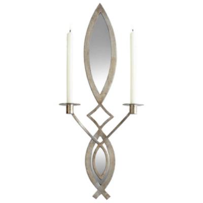 "Cyan lighting 06030 Exclamation - 28"" Decorative Wall Candleholder"
