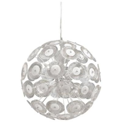 Cyan lighting 6361-6-14 Dandelion - Six Light Pendant