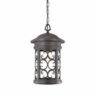 Designers Fountain 31134-MP Ellington - One Light Outdoor Hanging Lantern