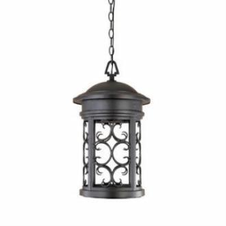 Designers Fountain 31134-ORB Ellington - One Light Outdoor Hanging Lantern