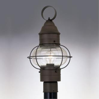 Designers Fountain 1766-RT Nantucket - One Light Outdoor Onion Post Lantern
