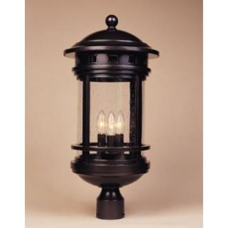 Designers Fountain 2396-ORB Sedona - Three Light Outdoor Wall Lantern