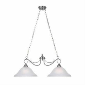 Designers Fountain ES98038-SP Stratton ES - Two Light Pendant
