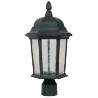 "Designers Fountain LED2776-DWD Abbington - 9.5"" LED Post Lantern"