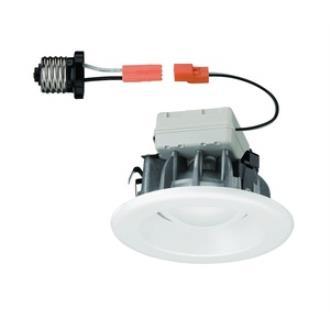 Designers Fountain LED4741-WH 4 Inch LED Recessed Retrofit Magnetic Trim