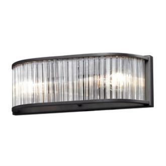 Elk Lighting 10326/2 Braxton - Two Light Bath Bar