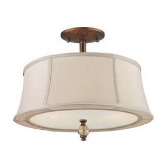 Elk Lighting 11331/2 Crestview - Two Light Semi-Flush Mount