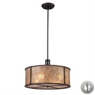 Elk Lighting 15032/4 Barringer - Four Light Pendant
