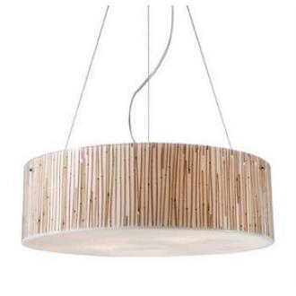 Elk Lighting 19063/5 Modern Organics - Five Light Pendant