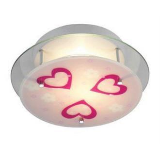 Elk Lighting 21002/2 Novelty 2 - Light Heart Semi Flush