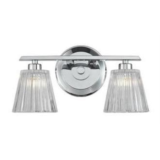 Elk Lighting 31163/2 Calais - Two Light Bath Bar