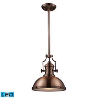 Elk Lighting 66144-1 Chadwick - One Light Pendant