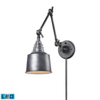Elk Lighting 66825-1-LED One Light Swing Arm Wall Mount