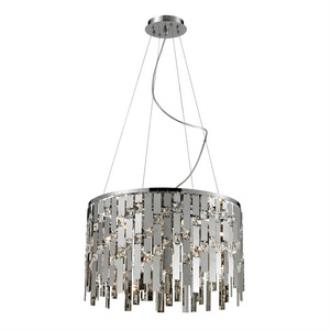 Elk Lighting 82035/9 Kingshill - Nine Light Crystal Pendant