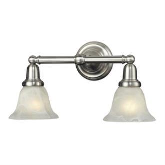Elk Lighting 84001/2 Vintage Bath - Two Light Bath Bar