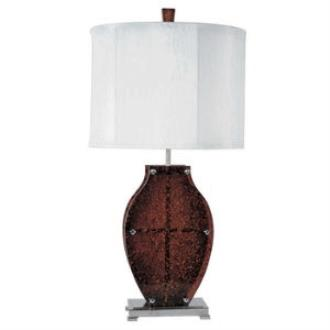 ET2 Lighting E20552-05 Honey - One Light Table Lamp
