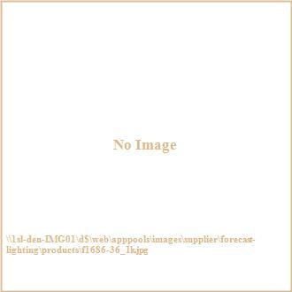 Forecast Lighting F1686-36 Orb - Three Light Semi-Flush Mount
