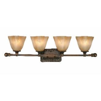 Golden Lighting 3890-BA4 GB 4 Light Vanity