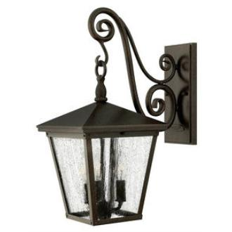 Hinkley Lighting 1434RB-LED Trellis - LED Medium Outdoor Wall Mount