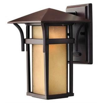 Hinkley Lighting 2570AR Harbor Small Wall Outdoor - Energy Savings