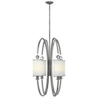 Hinkley Lighting 4858BN Monaco - Four Light Foyer