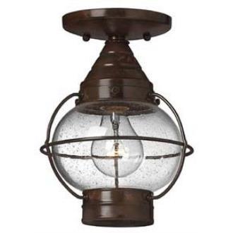Hinkley Lighting 2203SZ Cape Cod Brass Outdoor Ceiling