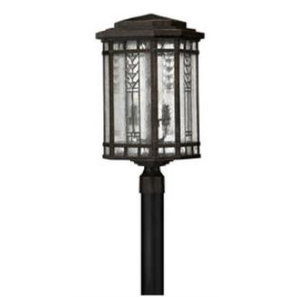 Hinkley Lighting 2241RB Tahoe Brass Outdoor Lantern Fixture