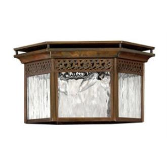 Hinkley Lighting 2999SN Westwinds Brass Outdoor Ceiling