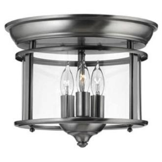 Hinkley Lighting 3473PW Gentry Foyer Fixture