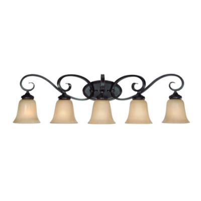 Jeremiah Lighting 25105-ET Stanton - Five Light Vanity