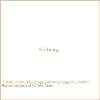Jeremiah Lighting 25722-BBZ Devereaux - Two Light Mirror