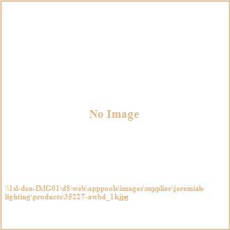Jeremiah Lighting 35227-AWBD Rosedale - Seven Light Chandelier