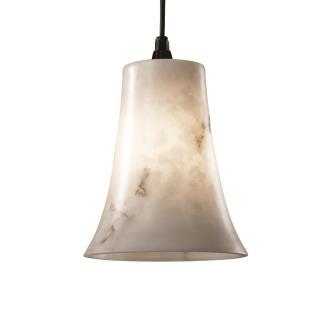 Justice Design FAL-8817 Large 1-Light Pendant