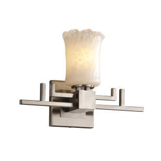 Justice Design GLA-8701 Aero One Light Wall Sconce