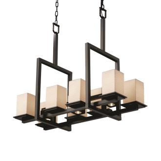 Justice Design POR-8618 Limoges - Eleven Light Chandelier