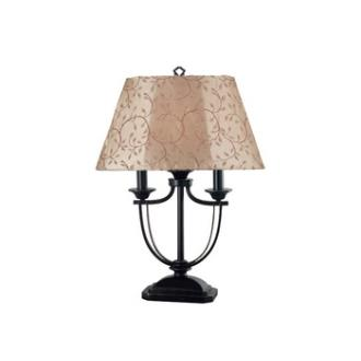 Kenroy Lighting 31365ORB Belmont Outdoor Table Lamp