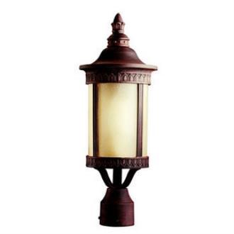 Kichler Lighting 10906PR Randolph - One Light Outdoor Post Mount