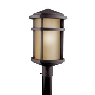 Kichler Lighting 11070AZ Lantana - One Light Outdoor Post Mount