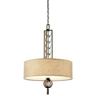 Kichler Lighting 42192CMZ Celestial - Three Light Inverted Pendant