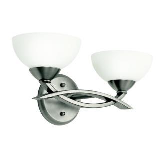Kichler Lighting 45162AP Bellamy - Two Light Bath Bar
