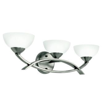 Kichler Lighting 45163AP Bellamy - Three Light Bath Bar