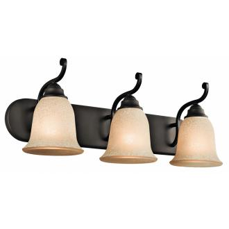 Kichler Lighting 45423OZ Camerena - Three Light Bath Vanity
