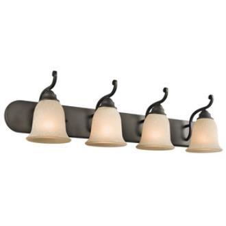 Kichler Lighting 45424OZ Camerena - Four Light Bath Vanity