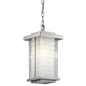 Kichler Lighting 49368PL Ascari - One Light Outdoor Hanging Pendant