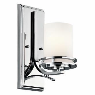 Kichler Lighting 5076CH Hendrik - One Light Wall Sconce