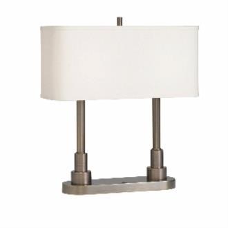Kichler Lighting 70750 Robson - Two Light Desk Lamp