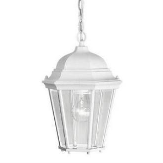 Kichler Lighting 9805WH Madison - One Light Outdoor Pendant